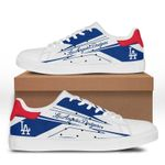 MLB Los Angeles Dodgers Limited Edition Men's and Women's Stand Smith NEW002746