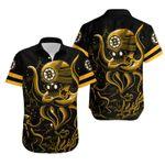 Topsportee Boston Bruins Limited Edition Octopus Hawaiian Shirt Summer Collection Size S-5XL NLA005864