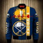 Topsportee Buffalo Sabres Winter Bomber Jacket 3D Full Print
