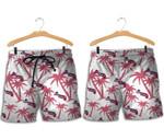 Topsportee Atlanta Braves Coconut Tree Hawaiian Shirt and Shorts Summer Collection Size S-5XL NLA003934