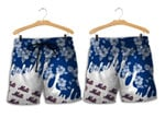 Topsportee New York Mets Flower Limited Edition Hawaii Shirt and Shorts Summer Collection Size S-5XL NLA004450