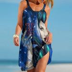 Topsportee New York Mets Limited Edition Summer Beach Dress NLA001750