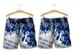 Topsportee Chicago Cubs Flower Limited Edition Hawaii Shirt and Shorts Summer Collection Size S-5XL NLA004437