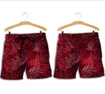 Topsportee Boston Red Sox Leaf and Logo Limited Edition Hawaii Shirt and Shorts Summer Collection size S-5XL NLA003436