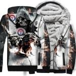 Topsportee Texas Rangers Limited Edition Over Print Full 3D Fleece Hoodie S - 5XL