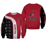 Topsportee MLB Arizona Diamondbacks Limited Edition Amazing Unisex Hoodie Zip up Hoodie T-shirt Sweater NLA000233
