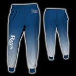 Topsportee Tampa Bay Rays Limited Edition Over Print Full 3D Sweatpants Zip Hoodie S - 5XL
