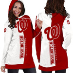 Topsportee Washington Nationals Limited Edition Over Print Full 3D Dress Hoodie S - 5XL