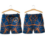 Topsportee New York Mets Hawaiian Shirt and Shorts Summer Collection Size S-5XL NLA005050