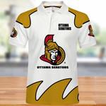 Topsportee Ottawa Senators Polo Shirt All Over Print S - 5XL