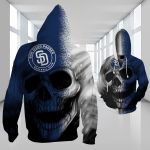 Topsportee San Diego Padres Limited Edition Over Print Full 3D Zip Hoodie S - 5XL TOP000575