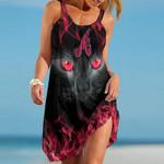 Topsportee Atlanta Braves Limited Edition Summer Beach Dress NLA002134