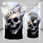 Topsportee San Francisco Giants Limited Edition Over Print Full 3D Sleeveless Zipper Hoodie