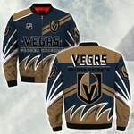 Topsportee Vegas Golden Knights Winter Bomber Jacket 3D Full Print