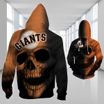 Topsportee San Francisco Giants Limited Edition Over Print Full 3D Zip Hoodie S - 5XL