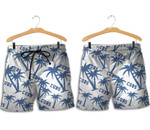 Topsportee Chicago Cubs Coconut Tree Hawaiian Shirt and Shorts Summer Collection Size S-5XL NLA003937
