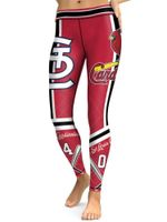 Topsportee St. Louis Cardinals Limited Edition Over Print Full 3D Legging TOP000380