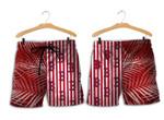 Topsportee Boston Red Sox Hawaiian Shirt and Shorts Summer Collection Size S-5XL NLA004236