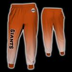 Topsportee San Francisco Giants Limited Edition Over Print Full 3D Sweatpants Zip Hoodie S - 5XL