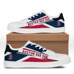 MLB Boston Red Sox Limited Edition Men's and Women's Stand Smith NEW002736