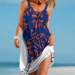 Topsportee New York Mets Medusa Limited Edition Summer Beach Dress NLA002350