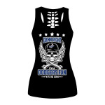 Stocktee Los Angeles Dodgers Limited Edition Over Print Full 3D Tank Top T-shirt