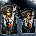 Topsportee San Francisco Giants Limited Edition Over Print Full 3D T-shirt Zip Hoodie S - 5XL