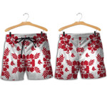 Topsportee Boston Red Sox Hibiscus Flower Limited Edition Hawaii Shirt and Shorts Summer Collection Size S-5XL NLA002636