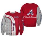Topsportee MLB Atlanta Braves Limited Edition Amazing Unisex Hoodie Zip up Hoodie T-shirt Sweater NLA000234