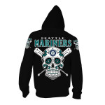 Topsportee Seattle Mariners Limited Edition Over Print Full 3D Zip Hoodie S - 5XL