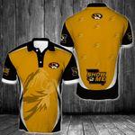 NCAA  Missouri Tigers Football Polo Unisex Size 3D All Over Printed - PLUSA32