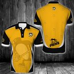 NHL Pittsburgh Penguins Polo Unisex Size 3D All Over Printed - PLUSA66