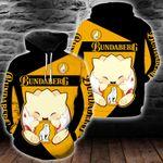 Bundaberg Brewed Drinks Pokemon Hoodie/Zip Hoodie/Tshirt Design 3D Full Printed Hot Trending 2021 - PK9201