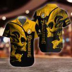 Bundaberg Brewed Drinks Skull Button Shirt Design 3D Full Printed Sizes S - 5XL B97009