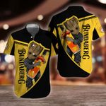 Bundaberg Brewed Drinks Groot Button Shirt Design 3D Full Printed Sizes S - 5XL B97010