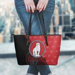 Bundaberg Brewed Drinks Red Leather Tote Bag and Wallet Set B97012