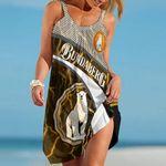 Bundaberg Brewed Drinks Summer Beach Dress Sizes S - 5XL B97015