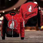 Bundaberg Brewed Drinks Red Bomber Jacket Sizes S - 5XL B97020