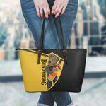 Bundaberg Brewed Drinks Groot Leather Tote Bag and Wallet Set B97026