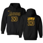Stocktee LeBron James Limited Edition Unisex Pullover Hoodie Size S-5XL