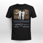 Derek Jeter And Mariano Rivera New York Yankees T-Shirt Sizes S - 5XL #ZA2340