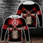 Bundaberg Brewed Drinks Red Skull Hoodie/Zip Hoodie/Tshirt Design 3D Full Printed Sizes S - 5XL B91103