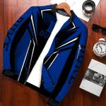 NCAA Duke Blue Devils Bomber Jacket Design 3D Full Printed Sizes S - 5XL N91509