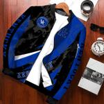 NCAA Kentucky Wildcats Bomber Jacket Design 3D Full Printed Sizes S - 5XL N91623