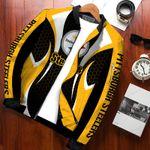 NFL Pittsburgh Steelers Bomber Jacket Design 3D Full Printed Sizes S - 5XL N91753