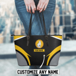 Bundaberg Brewed Drinks Leather Tote Bag and Wallet Set Custom Name B92713