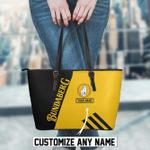 Bundaberg Brewed Drinks Leather Tote Bag and Wallet Set Custom Name B92716