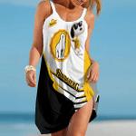 Bundaberg Brewed Drinks Snoopy Summer Beach Dress Sizes S - 5XL B92718