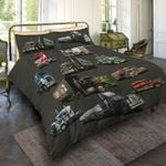 Convoy Smokey And The Bandit Bj And The Bear  Bedding Set Bedroom Decor