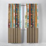 Boho Chic s Southwest Style Blackout Printed Window Curtain Home Decor
